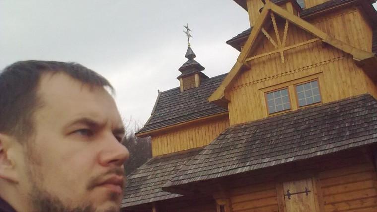Как я был в монастыре. Некогда скучать