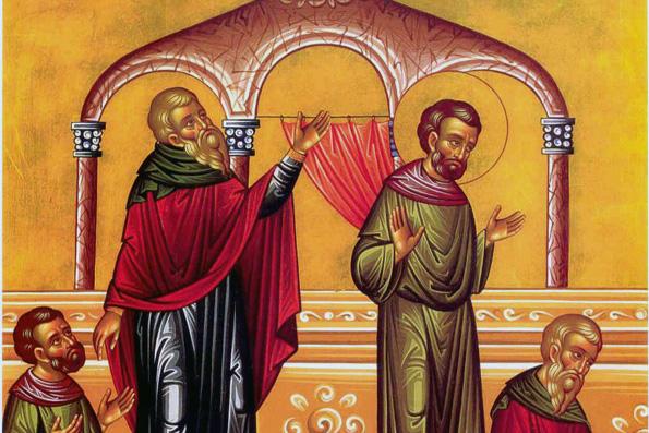 Смиренным быть не модно. Неделя Мытаря и Фарисея. Проповедь