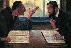 Из моей переписки.... Часть 3 - О Апостольской преемственности.