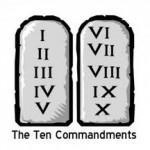 Совесть VS Декалога? Катехитическая проповедь на Великий Пост (1)